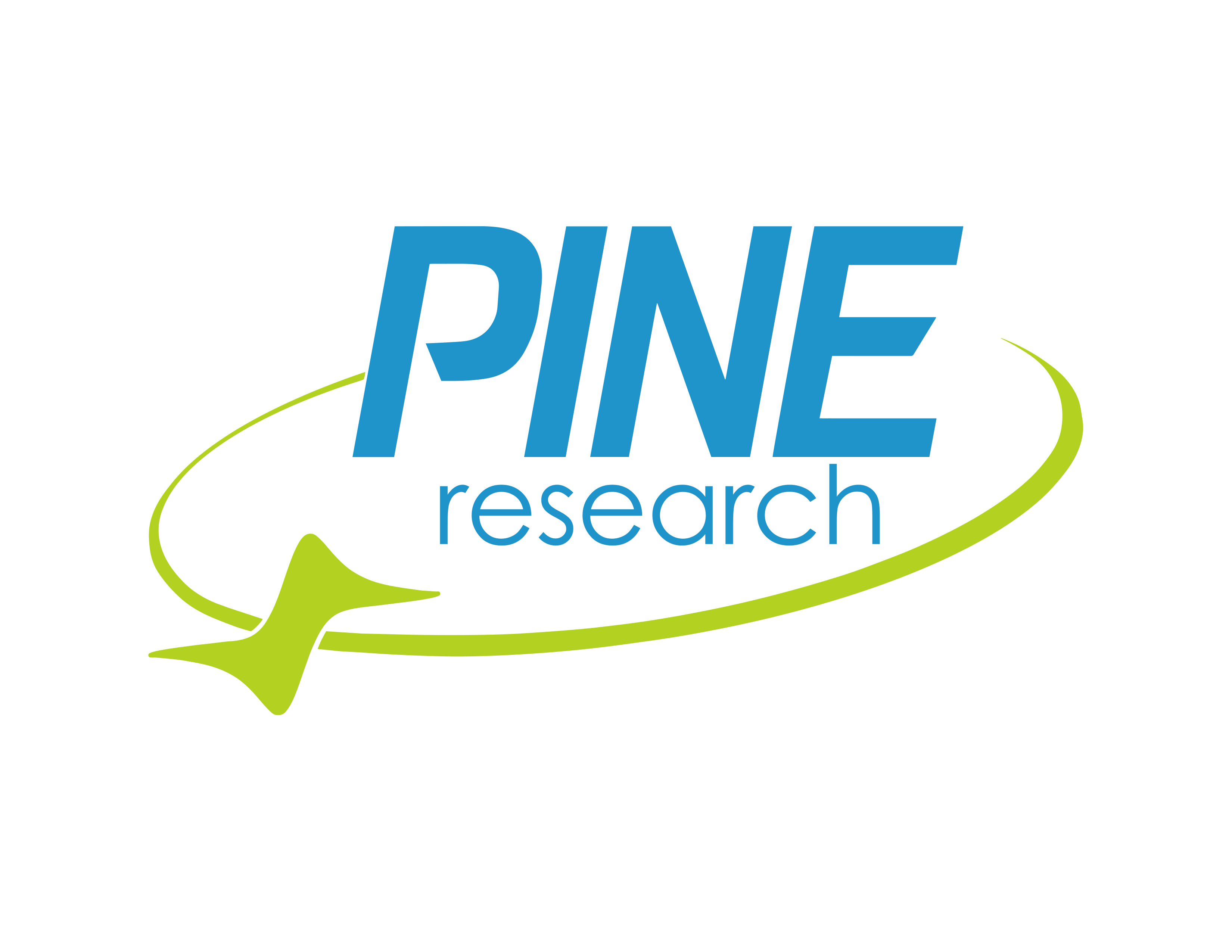 Pine Research Logo PNG